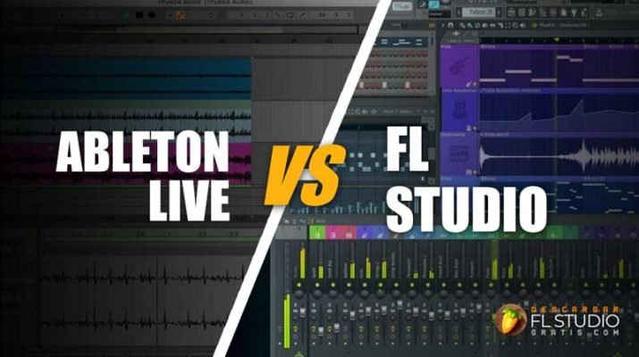 ABLETON-LIVE-VS-FL-STUDIO