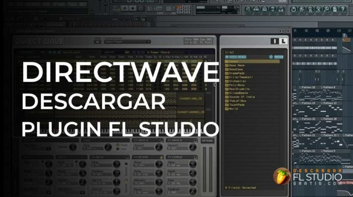 Descargar-direct-wave-plugin-flstudio
