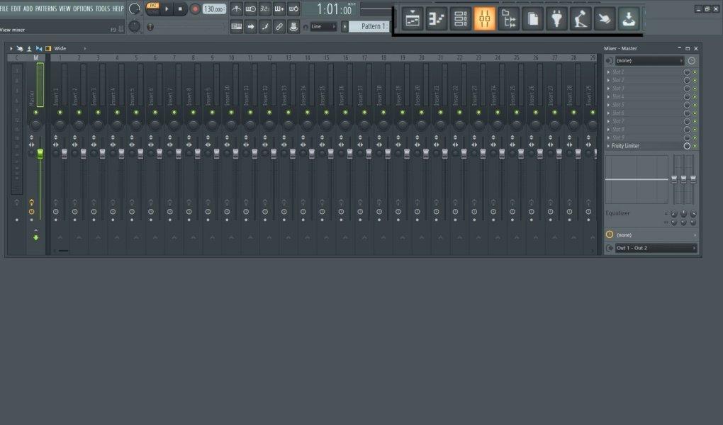 mezclador-fl-studio